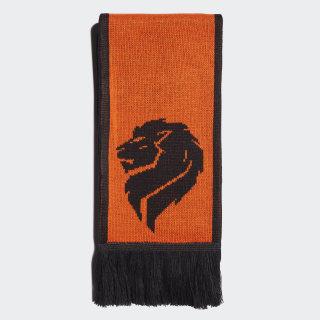 Шарф Голландия orange / black / black FJ0994