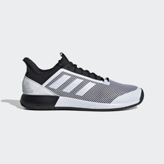 Tênis Defiant Bounce 2.0 Core Black / Cloud White / Core Black EH0948