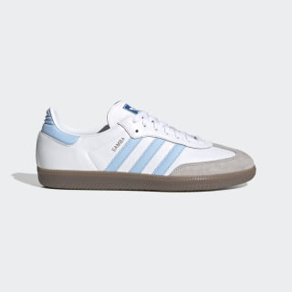 Samba OG Shoes Cloud White / Clear Sky / Clear Granite EG9327