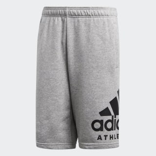 Shorts SID Athletics Logo Medium Grey Heather / Black BP8472