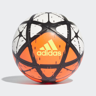 Balón adidas Glider WHITE/SOLAR RED/SOLAR YELLOW CW4169