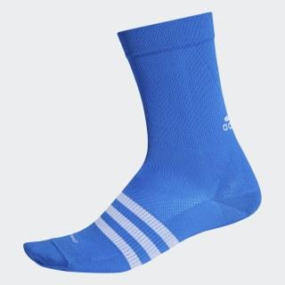 Skarpety sock.hop.13 — 1 para Glory Blue / White / White FJ6505