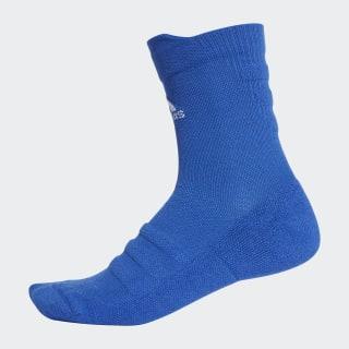 Medias Clásicas Alphaskin Lightweight Cushioning BOLD BLUE/WHITE CV7430