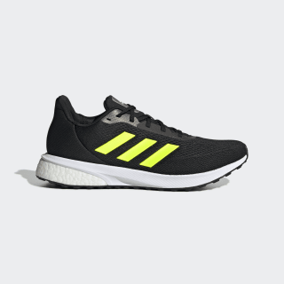Astrarun Shoes Core Black / Solar Yellow / Core Black EG5838