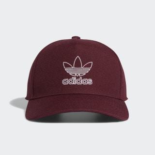 Dart Precurve Hat Dark Red CK5031