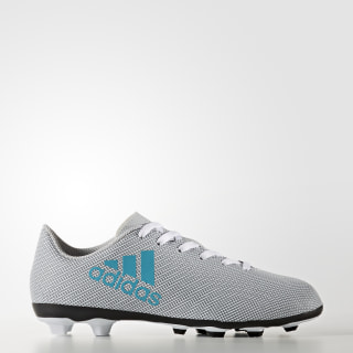 Guayos X 17.4 Terreno Flexible FTWR WHITE/ENERGY BLUE S17/CLEAR GREY S12 S82402