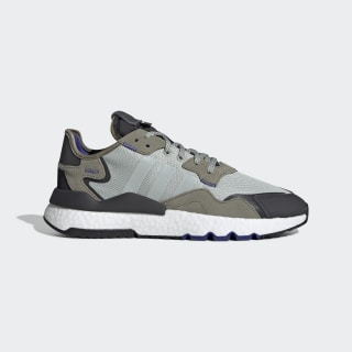 Nite Jogger Shoes Ash Silver / Ash Silver / Core Black EE5867