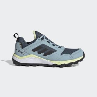 Terrex Agravic TR GORE-TEX Trail Running Schoenen Legacy Blue / Core Black / Yellow Tint EF6882