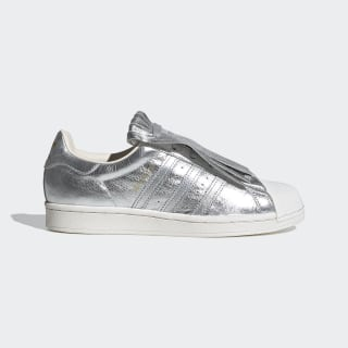 SUPERSTAR FR W Silver Metallic / Silver Metallic / Chalk White FW8159