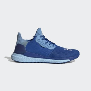 Pharrell Williams x adidas Solar Hu Shoes Blue / Power Blue / Collegiate Royal EF2377