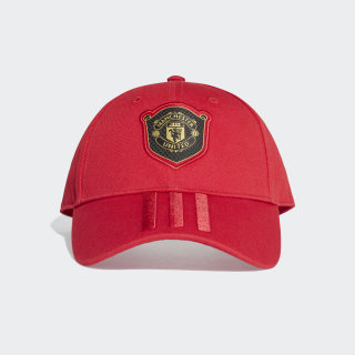Casquette Manchester United Real Red / Power Red / Black EH5080