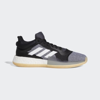 Marquee Boost Low Schuh Core Black / Ftwr White / Shock Cyan D96932