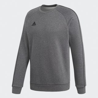 Core 18 Sweatshirt Dark Grey Heather / Black CV3960