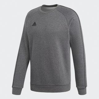 Core 18 sweatshirt Dark Grey Heather / Black CV3960