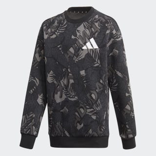 adidas Athletics Pack Sweatshirt Grey Four / Grey Six / Night Grey / Black FM4827