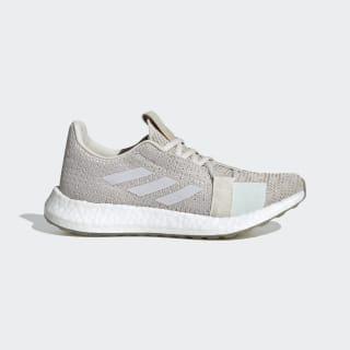 Giày Senseboost GO Alumina / Core White / Dash Green EG0946