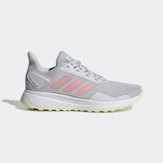 Duramo 9 Shoes Dash Grey / Glow Pink / Yellow Tint EG7898