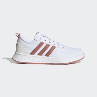 Court 80s Shoes Cloud White / Raw Pink / Running White EE9840
