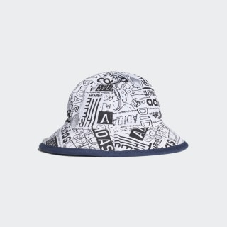 Bucket Hat Blue / Shock Cyan / White DW4774