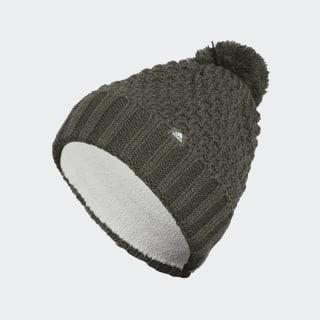 Bonnet Fleece Lined Pompom Legend Earth DZ6598