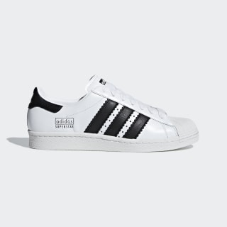 Superstar 80s Shoes Ftwr White / Core Black / Crystal White CG6496