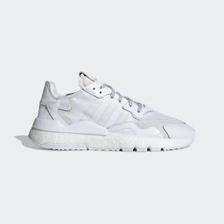 Nite Jogger Shoes Ftwr White / Crystal White / Grey One BD7676