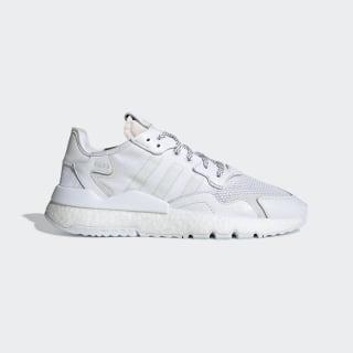Zapatillas Nite Jogger Cloud White / Crystal White / Crystal White BD7676