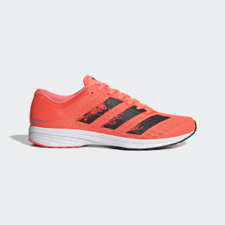 Tênis Adizero RC 2.0 Signal Coral / Core Black / Cloud White EG1188