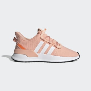 U_Path Run Schoenen Glow Pink / Cloud White / Hi-Res Coral EE7432
