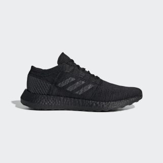 Scarpe Pureboost Go Core Black / Grey Five / Carbon F35786