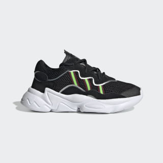 Chaussure OZWEEGO Core Black / Solar Green / Onix EE8288