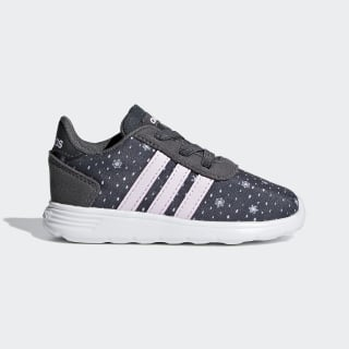 Zapatillas LITE RACER INF grey six / aero pink s18 / cloud white F35651