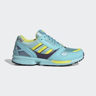 ZX 8000 Shoes Clear Aqua / Light Aqua / Shock Yellow EG8784
