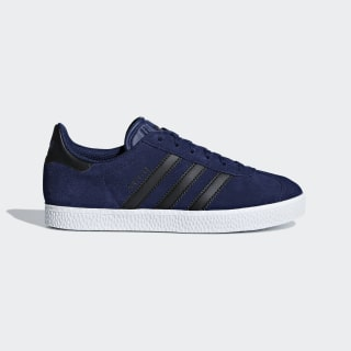 Gazelle Shoes Blue / Core Black / Cloud White DB2863