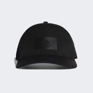 CAP S16 ZNE LOGO CA BLACK/BLACK/BLACK CY6049