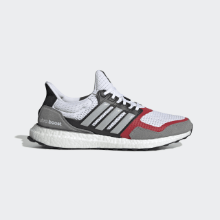 Chaussure Ultraboost S&L Cloud White / Grey Two / Scarlet EF2027