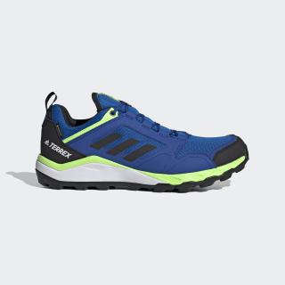 Scarpe da trail running Terrex Agravic TR GORE-TEX Glory Blue / Core Black / Signal Green EF6871