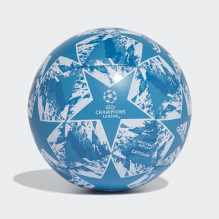 Lopta UCL Finale 19 Juventus Capitano Unity Blue / Aero Blue DY2542