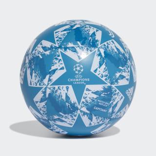 Pelota Capitano UCL Finale 19 Juventus Unity Blue / Aero Blue DY2542