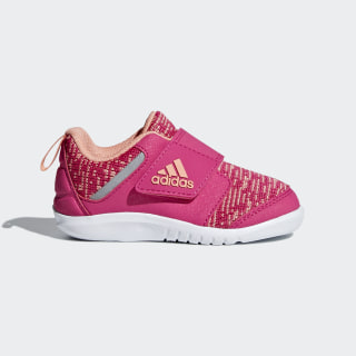 FortaPlay Shoes Real Magenta / Chalk Coral / Off White AH2382