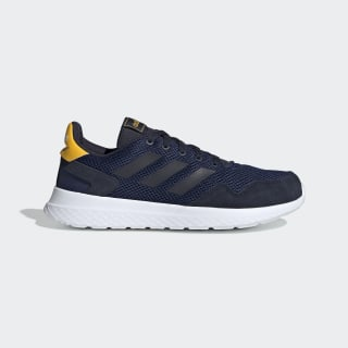 Zapatillas ARCHIVO dark blue/legend ink/active gold EF0435