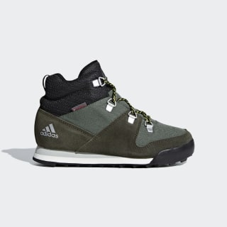 Climawarm Snowpitch Shoes Base Green / Night Cargo / Ash Silver AC7963
