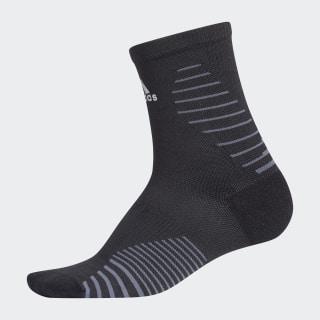 Running Mid-Crew Socks Black CK1751