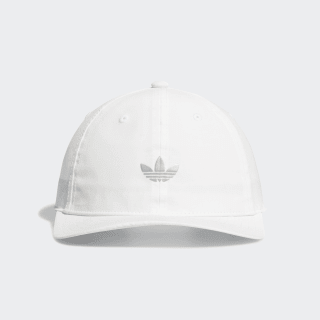 Relaxed Modern 2 Strap-Back Hat Core White CI7687