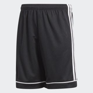 Shorts Squadra 17 Infantil BLACK/WHITE BK4772