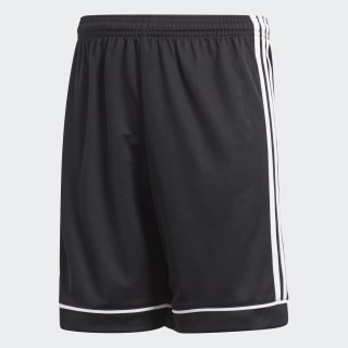 Squadra 17 Shorts Black / White BK4772