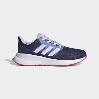 Runfalcon Shoes Tech Indigo / Shock Pink / Purple Tint EG2540