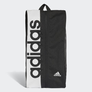 Linear Performance Shoe Bag Black / Black / White S99973