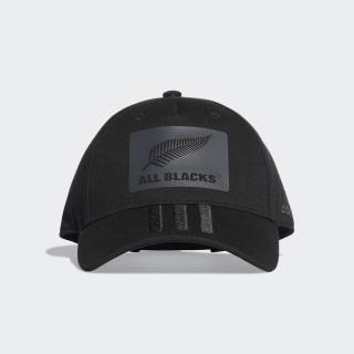 All Blacks 3-Stripes Cap Black DN5874