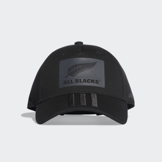 All Blacks 3-Stripes Cap Black DN5874